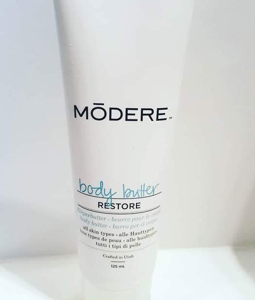 Acheter body butter modere