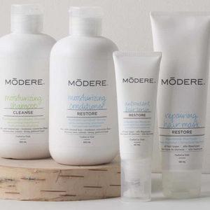 Modere collection nourrissante pour cheveux
