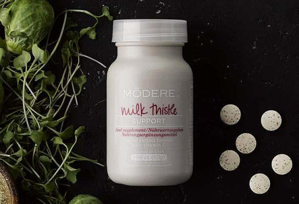 Milk Thistle Modere