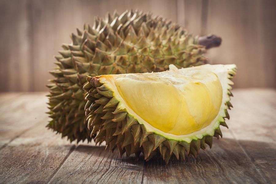 Durian : Roi des fruits