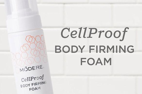 cellproof body firming foam avis