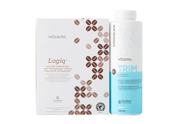 Cafe Logiq - Trim Modere