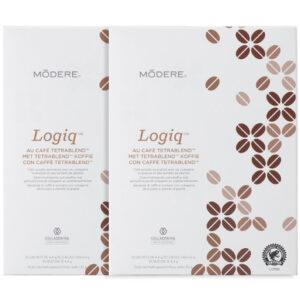 Cafe Modere Logiq Twinpack