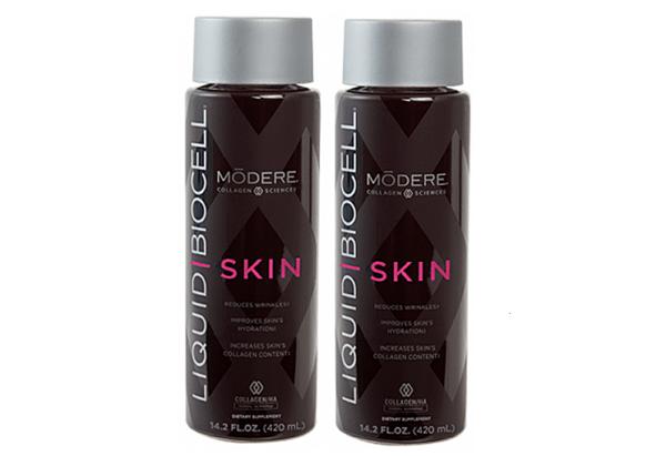 Modere liquid biocell skin