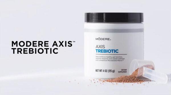 Axis Trebiotic Microbiome
